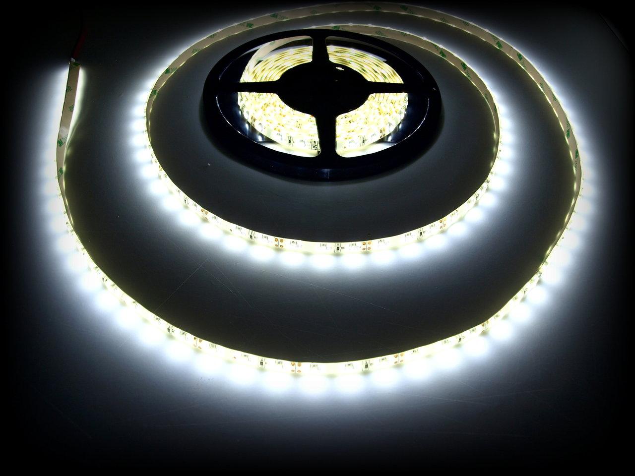 LED nauha Kirkas valkoinen IP65 24W  Aitomarket fi